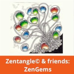 Zentangle ZenGems